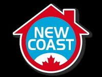Welcome to join New Coast Realty!