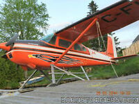 1968 Cessna Float Plane