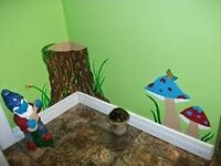 Specialty Painting Services