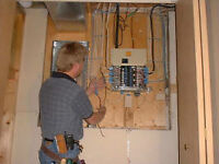 Fully Licensed Electrician, Low Rates Free Quotes 343-2462