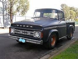 Wanted: Dodge Other Ute