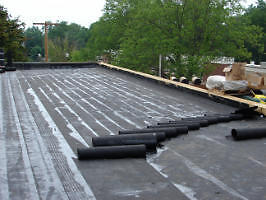 Established tar-and-gravel Flat Roofing crew needed! London Ontario image 8