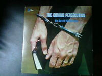 David Wilkerson-The Coming Persecution Label-David Wilkerson Pub