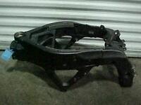 Yamaha r6 2co 2007 frame