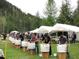 Gold Panning Competition