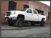Chevy 2500 Lift Kit