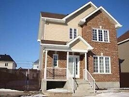 House for sale/rent vaudreuil-dorion