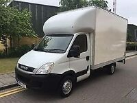 Cheap, Reliable Man With A Van, House & Office Removals, Large Luton Van, Student Move - Call Now!
