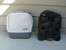 Two New Segway Handlebar Bags