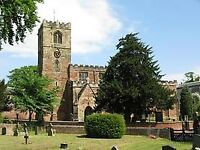 ALL SAINTS CHURCH, STRELLEY, OPEN FOR VISITORS: MAY OPEN DATES