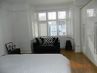 Large room in Stunning and Beautiful home near Bus garage. Internet and Bills included