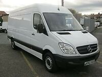 Excellent condition Sprinter with full service history For sale.