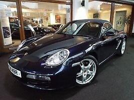 Convertible car Porsche Boxter. Very good condition.