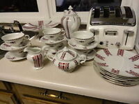 Ukrainian China Set