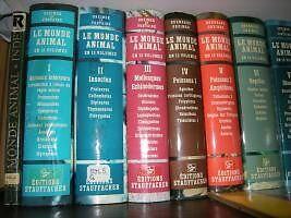Le Monde animal en 13 volumes : Encyclopédie de la vie des bêtes