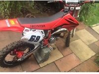 Honda Cr 85 2007 big wheel - quad yz kx rm ktm dirt bike - SWAPS