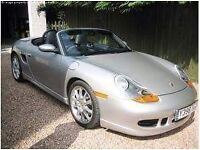2001 Porsche Boxster S 3.2