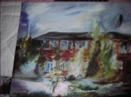 Lunenburg Foundry Painting