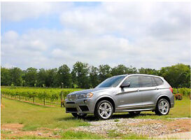 2012 BMW X3 35i MSport SUV, Crossover