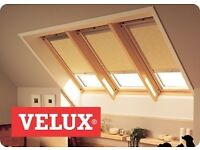 ANY SIZE VELUX OR SKYLIGHT ROOF WINDOW SUPPLIED & FITTED FROM £400!!!! uPVC WHITE & PINE AVAILABLE