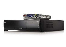 Bell HD PVR 9241 with remote