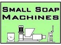 Small Soap Machines