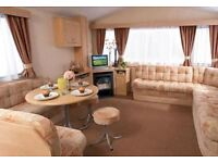 3 bedroom 8 berth caravan for holiday rental only