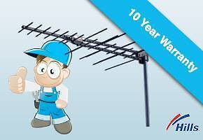 New Years special Hill sBlack arrow  fr $199 HD AUSSIEAntennas Perth Perth City Area Preview