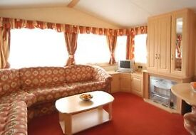 Stunning Caravan With Heating At Sandylands Holiday Park