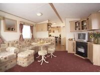 Cheap static caravan for sale on the Nairn Lochloy site
