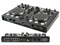 PULSE USB MIDI DJ Controller with Soundcard