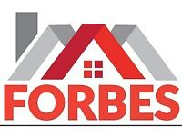 Forbes Property Services (Joinery, Landscaping, Refurbishment, Restoration)