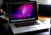 MacBook Pro early 2011/core i5/ 4GB DDR3/ 320GB HDD