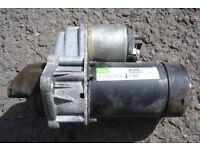 vauxhall corsa d 1.2 starter motor 2007-2009