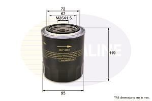 Oil Filter Comline CHY11003