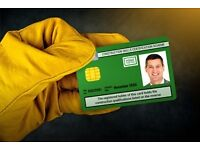 CSCS Card test & Training for SIA Badge holders