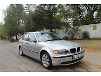 BMW 318i for sale, super-low mileage, all-leather interior, full service history,
