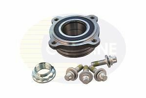 Wheel Bearing Kit Comline CHA036 Fits Rear