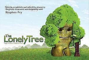 The Lonely Tree von Nicholas Halliday (2006, Taschenbuch)