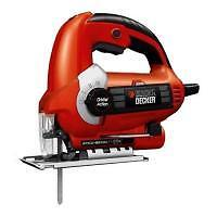 BLACK & AND DECKER KS900EK PENDULUM JIGSAW 620W + CASE