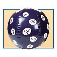Letters & Sounds Phase 3 Phoneme Ball Phonics Resource