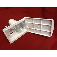 CARAVAN TRUMA/ CARVER CRYSTAL 2 / FILTAPAC WATER INLET / FILTER HOUSING- IVORY