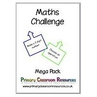 Maths-Challenge-Pack-Primary-Teaching-Resources