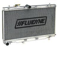 Fluidyne Aluminum Radiator 02-05 Honda Civic Si 03 04
