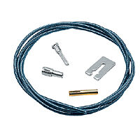 Universal Speedometer Cable Kit, 92 Inch, 92