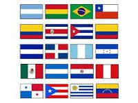 SPANISH TUTOR - LATIN AMERICAN SPANISH