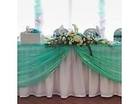 Life Events Management plan and coordinate various events also provide hire for party Supplies.