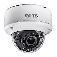 Weekly Promo! LTS PLATINUM STARLIGHT MOTORIZED VF VANDAL DOME HD-TVI CAMERA 5MP, CMHD3553D-Z