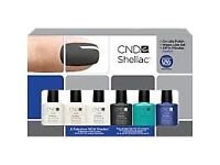CND Shellac 6-Piece Collection