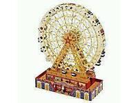 Mr Christmas World's Fair Big Wheel